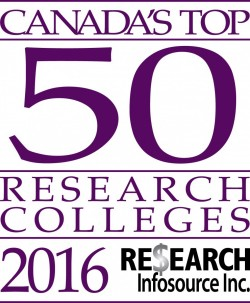 Canada's top 50 Research Colleges