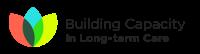 CICan logo: Building Capacity in Long-Term Care.
