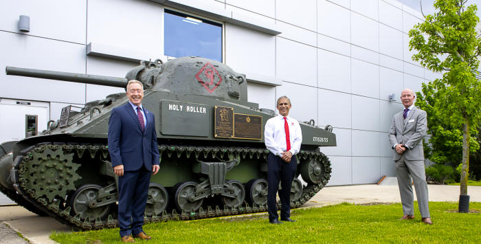 Photo of Holy Roller tank