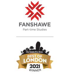Fanshawe Part-Time Studies Best of London 2021 winner