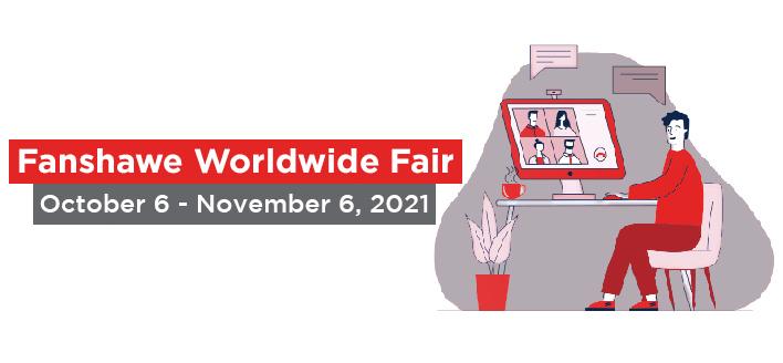 Fanshawe Worldwide Fair, October 6 to November 6, 2021