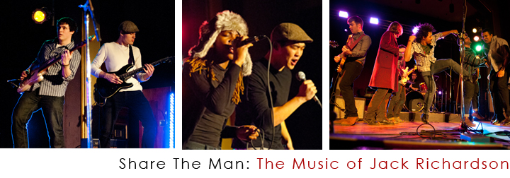 Photos from Share the Man: the music of Jack Richardson