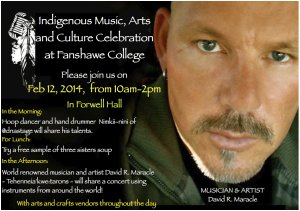Indigenous Music, Arts and Culture Celebration