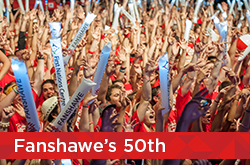 Fanshawe's 50th