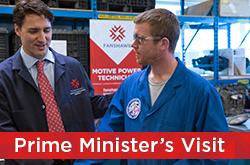 Prime Minister's Visit
