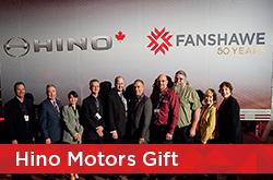 Hino Motors Gift