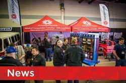 Fanshawe hits all cylinders at London Speed and Custom Car Show