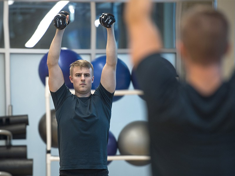 Fitness tips from Josh Mullan (CSEP-CPT, RMT),