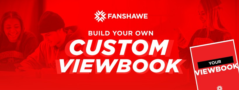 Fanshawe College, Build your own custom viewbook