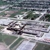 Aerial photo of Fanshawe College, 1970s