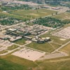 Aerial photo of Fanshawe College, 1990s