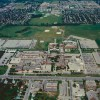 Aerial photo of Fanshawe College, 1995