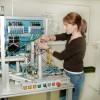 Electronics student