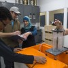 Fluid mechanics lab, Donald J. Smith School of Building Technology, 2016