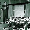 Federal Labour Minister Allan MacEachen and and Premier John Robarts open the Ontario Vocational Centre, Nov. 20, 1964