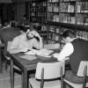 Library, A Block, circa 1969