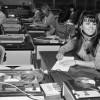 Medical secretarial arts, circa 1969