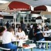 Photo of B Café, 1980s