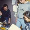 Photo of Fanshawe College from the 1990s