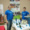 Elliott Corston-Pine & Marty Keller, Let's Talk Science at Fanshawe College
