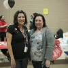 Belinda Sayeau with Natalie Fletcher (Southern First Nations Secretariat)