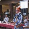 Frazer Phillips (student), Fall Equinox Gathering, Oct. 23, 2014