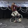 Hoop dance by Nimkii-nini (Thunder-man)