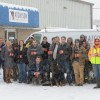 Even a near blizzard on a cold February morning couldn't stop Fanshawe alumni at Atchison Plumbing & Heating Ltd. from servicing their clients' needs.