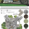 Honours Bachelor of Interior Design: Student Work: Oasis Multi-use Educational Facility Board One