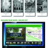 Hardcopy and online GIS maps for heritage walking tours in St. Thomas, ON