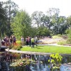 Guided tour of the Hendrie Park and Rock Gardens at the Royal Botanical Gardens in Burlington Ontario. Students visit these gardens annually as part of their 1st year studio experience.