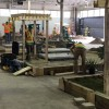 Landscape Design Students hard at work competing at the Skills Ontario Trades Competition in Kitchener, ON.