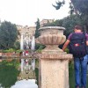 Visit to Villa d'Este in Tivoli, Italy outside of Rome.  One of the most beautiful gardens of the High Renaissance.