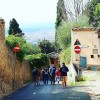 Main mode of transportation in Italy – walking of course!