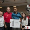 Golf Classic sponsors from Price WaterhouseCoopers