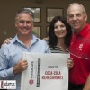 Golf Classic sponsor from Coca-Cola Refreshments
