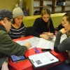Groups set goals and objectives to stay focused