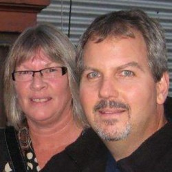 Photo of Debbie and Shawn