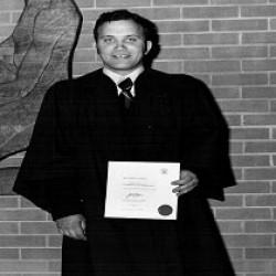 Student Norbert Binke