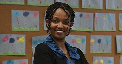 Photo of Clarisse Mukashumbusho Cechetto