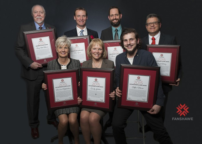 Distinguished Alumni Awards 2015