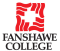 Graphic of Fanshawe's second logo