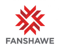 Graphic of Fanshawe's current logo