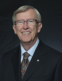 Photo of Dr. Howard Rundle