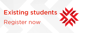 Existing students - register now