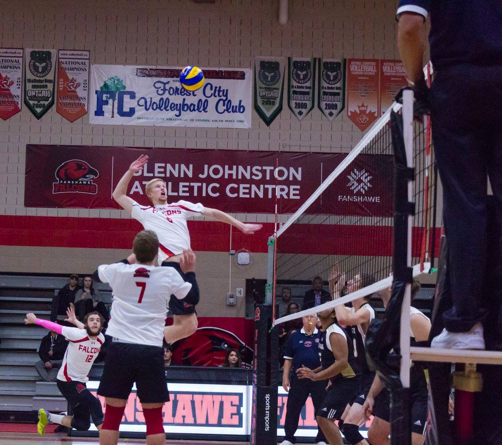 Fanshawe College Men's Volleyball