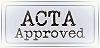Logo: ACTA Approved