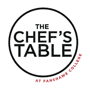 Logo: The Chef's Table at Fanshawe College