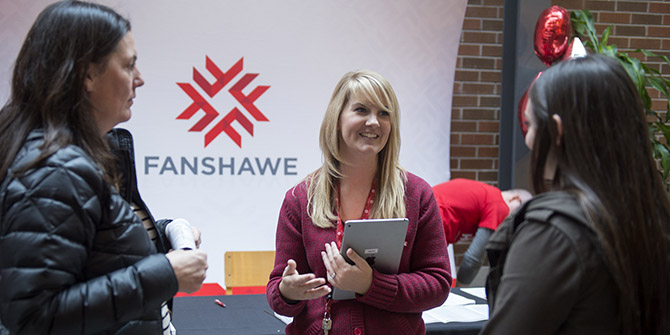 Photo of Fanshawe recruiter